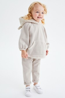 Stripe Hoodie And Joggers Co-ord Set (3mths-7yrs)