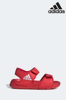 Красные сандалии для малышейadidas AltaSwim