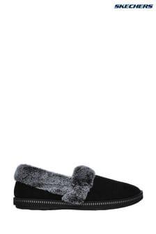 Skechers® Cozy Campfire Team Toasty Hausschuhe, schwarz