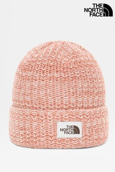 The North Face® Pink Saltybae Beanie Hat