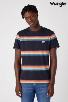 Wrangler® Short Sleeve Rainbow T-Shirt