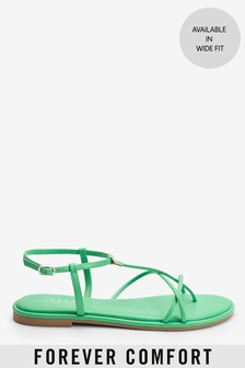 Forever Comfort® Strappy Sandals