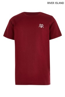 River Island Red T-Shirt