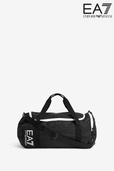 Čierny športový ruksak Emporio Armani EA