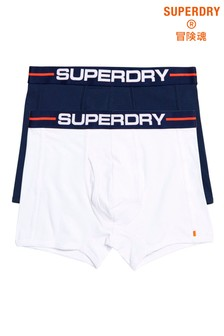 Superdry Sport Boxers Two Pack