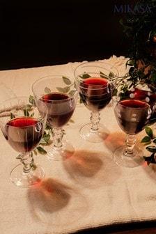 Komplet 4 pucharków do ginu Mikasa Cheers