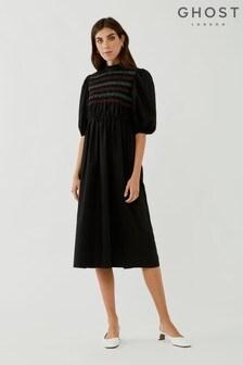 Ghost Dolly Black Dress