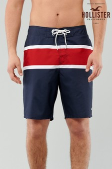 Hollister Blue Ombre Swim Shorts