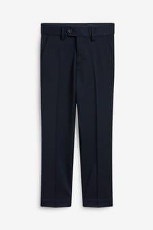 Строгие брюки (3-16 лет)