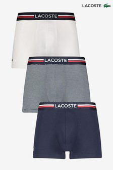 Lacoste® Boxers 3 Pack