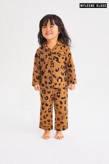 Myleene Klass Kids Animal Print Pyjamas