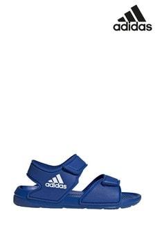 Детские синие сандалииadidas AltaSwim