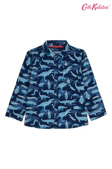 Cath Kidston® Wildlife Shadow Long Sleeve Shirt