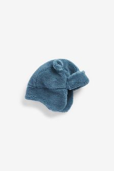 Fleece Trapper Hat (Younger)
