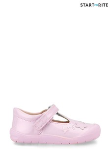 Start-Rite Sparkle Pale Lilac First Steps Shoes