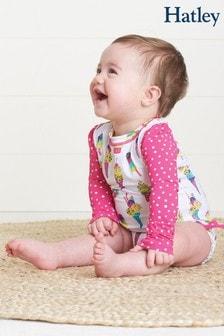 סט בגד גוף של Hatley דגם Cool Treats Baby