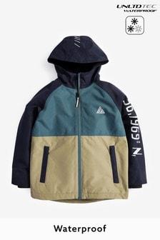Непромокаемая куртка (3-16 лет)