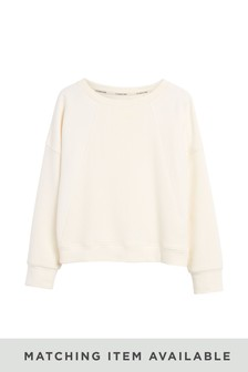 Bequemes Sweat-Top