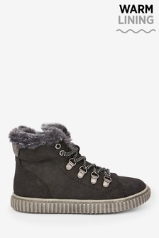 Leather Creeper Boots (Older)