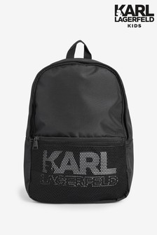 Karl Lagerfeld Kids Black Bag