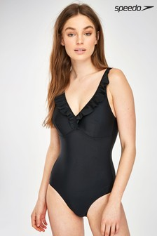 Speedo Ruffle Swimsuit