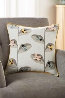 In The Garden Cushion