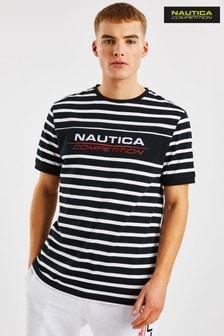 חולצת טי של Nautica Competition דגם Alee
