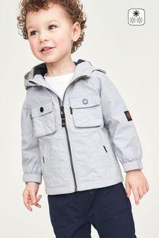 Куртка-анорак с карманами (3 мес.-7 лет)