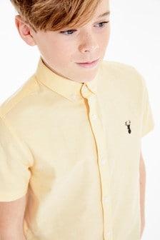 قميص أكسفورد (3-16 سنة)