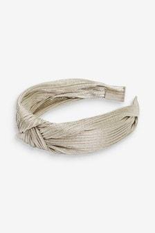 Metallic Headband