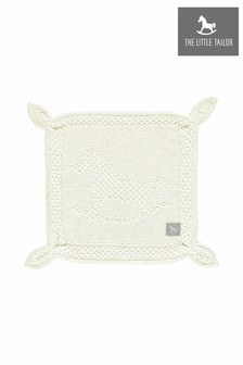 The Little Tailor Blankie Babydecke, Creme
