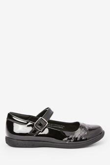 Unicorn Mary Jane Shoes (Older)