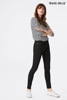 White Stuff Black Skinny Jeans