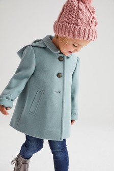 Manteau habillé (3 mois - 7 ans)
