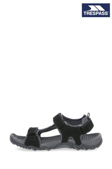 Trespass Black Belay - Male Walking Sandals
