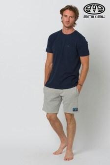 Animal Grey Marl Maxwell Sweat Shorts