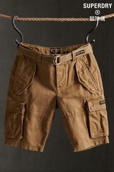 Superdry Core Schwere Cargo-Shorts