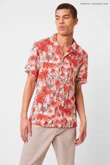 חולצהשלFrench Connection דגםDione Lyocellבצבעלבן