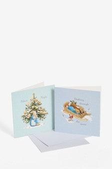 Рождественские поздравительные открытки (20 шт.)