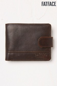 FatFace Seamed Leather Wallet