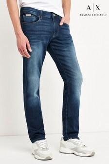 جينز نيلي من Armani Exchange