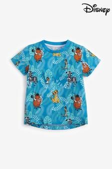 Lion King ハイビスカスプリント Tシャツ (3 か月~8 歳)