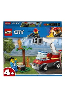 LEGO® City Fire Barbecue Burn Out 60212