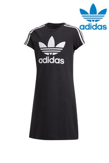 adidas Originals Black Skater Dress