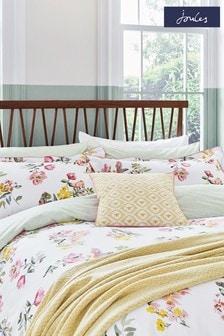 Set of 2 Joules Pink Kelmarsh Floral Housewife Pillowcases