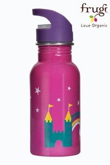 Frugi Pink Steel Water Bottle