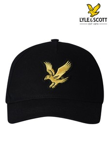 Lyle & Scott Black Eagle Cap