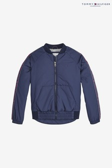 Tommy Hilfiger Essential Taping Bomber Jacket