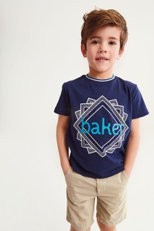 Baker by Ted Baker Boys Printed T-Shirt