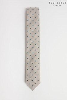 ربطة عنق منقطة أشكال هندسية Spacesa من Ted Baker